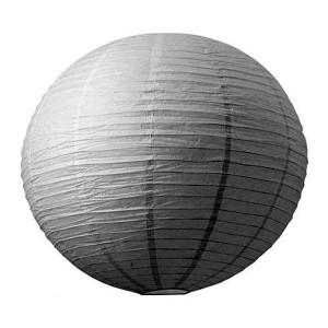 Абажур из рисовой бумаги MA-40-020 (40 см, чорный)