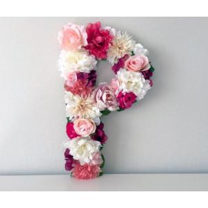 Буква, цифра из цветов CP-03-16-033