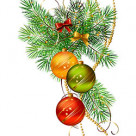 Новогодние украшения — декор для Нового Года и Рождества