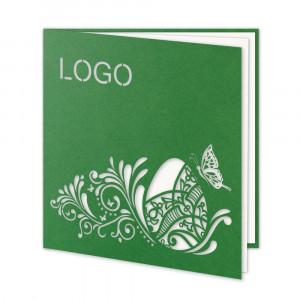 Поздравительная открытка (корпоративная) EC-E05001c