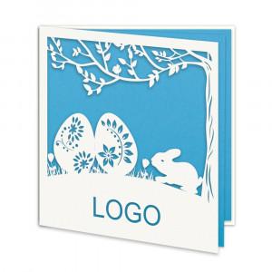 Поздравительная открытка (корпоративная) EC-E05002c