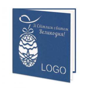 Поздравительная открытка (корпоративная) EC-E05013c