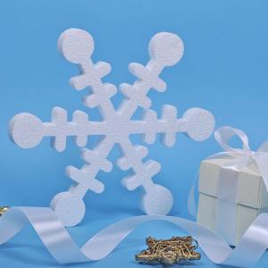 Снежинка (25 см) EC-2213