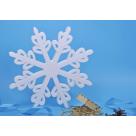 Снежинка (40 см) EC-2214