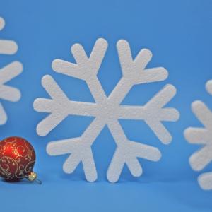 Снежинка (20 см) EC-2221