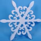 Снежинка (80 см) EC-2225
