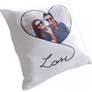 Подушка с фото-LOVE LX - 37 - 012