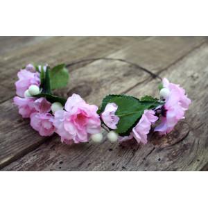 Веночек «Цветы сакуры» NO - 04 - 012
