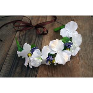 Веночек «Весенние цветы» NO - 04 - 013