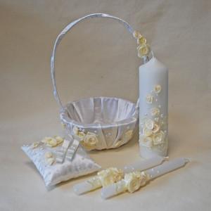 Набор свадебных аксессуаров SA - 18 - 001
