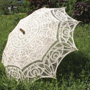 """Свадебный зонтик """"Венецианка"""""""