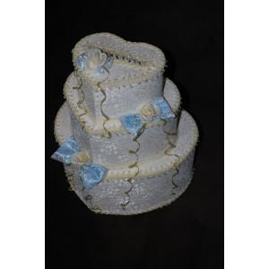 Коробка торт 'Мокка' ZH - 24 - 020