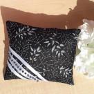 Подушка для обручальных колец «Черный жемчуг»