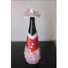 Свадебное шампанское 'Винная Дамочка'
