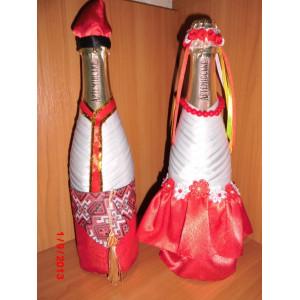 Свадебное шампанское 'Украинцы'