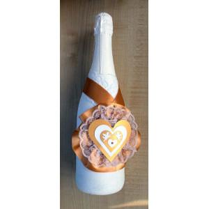 Декор шампанского DH-03-16-001