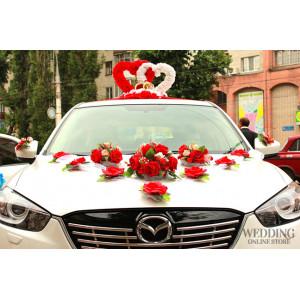 Современные свадебные аксессуары на машину