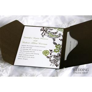 Красивые приглашения - визитная карточка свадьбы