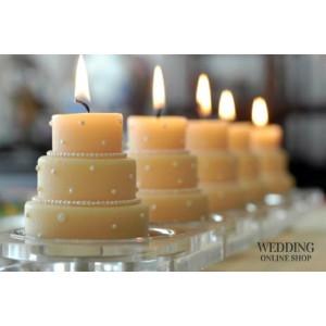 Купить свечи для венчания - обязательный элемент